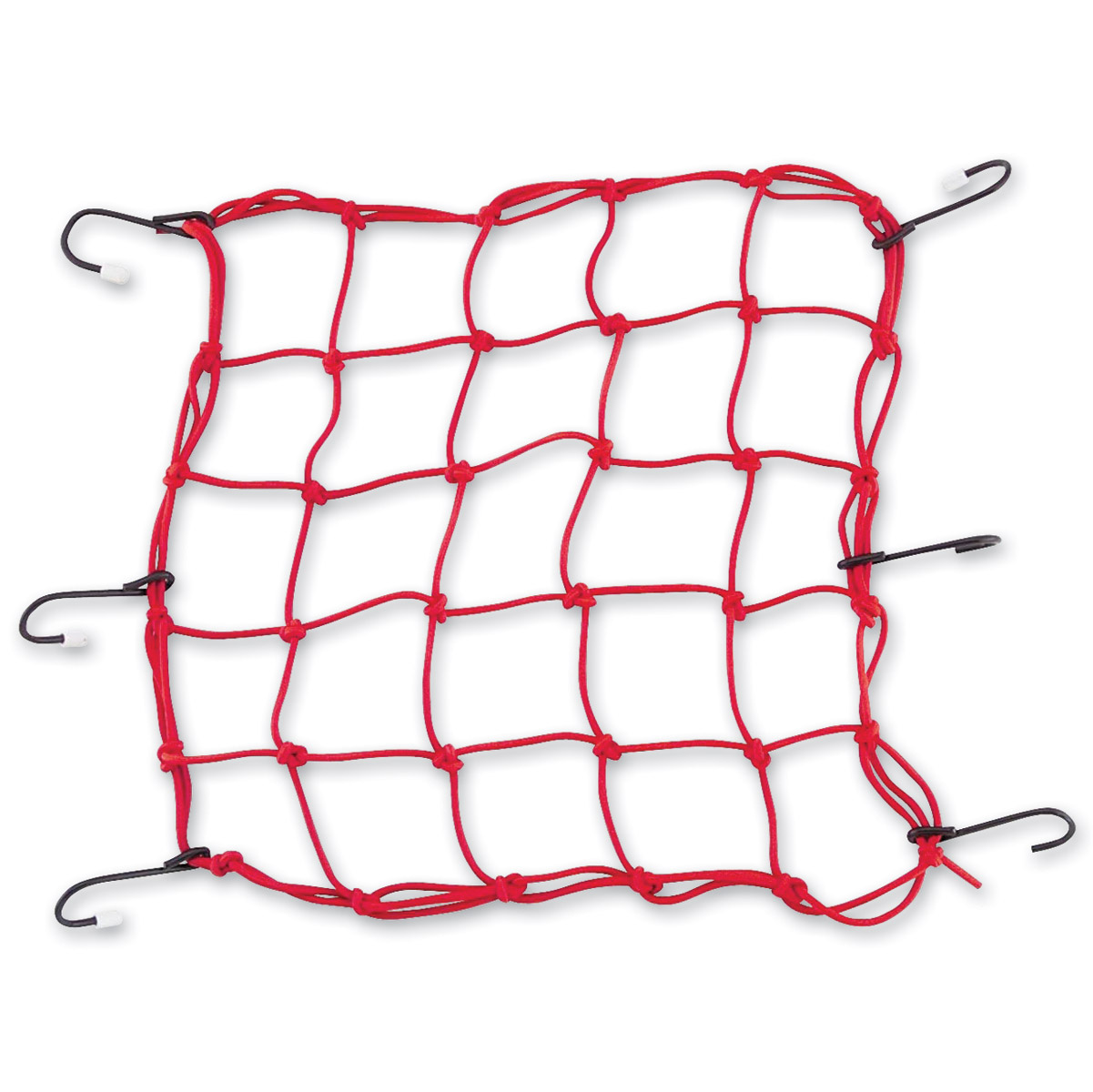 BikeMaster Red Stretch Net