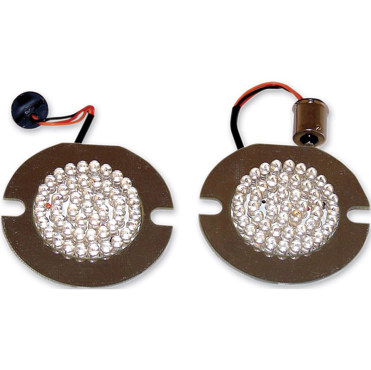 Custom Dynamics LED Flat-Style Turn Signal Insert