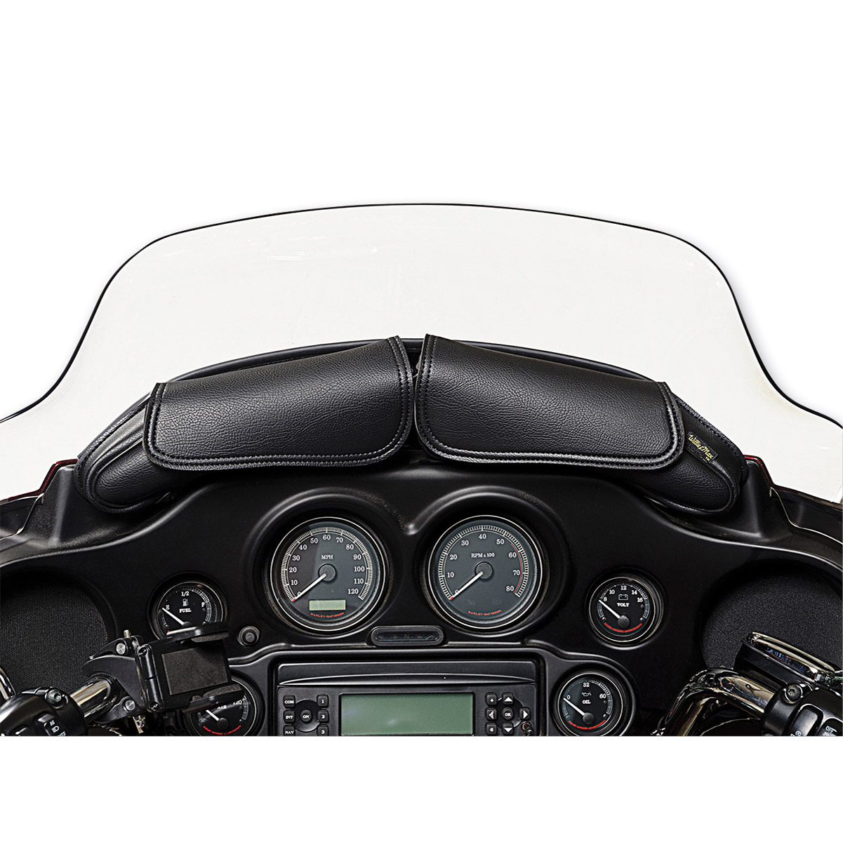 Willie Max Two Pocket Windshield Bag 04725
