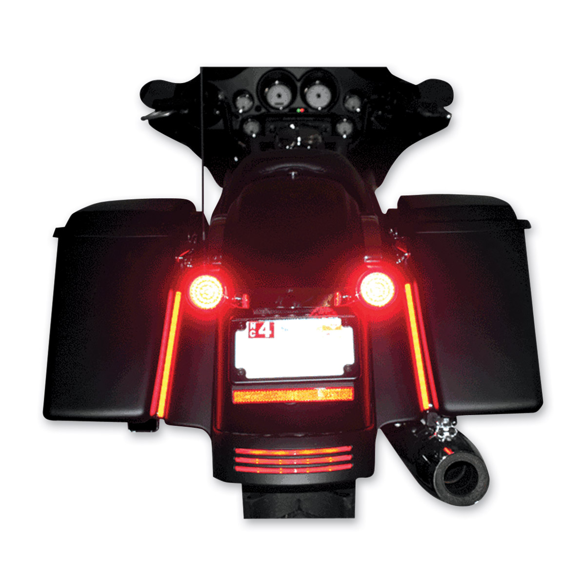 Custom Dynamics 12″ Plasma Rods