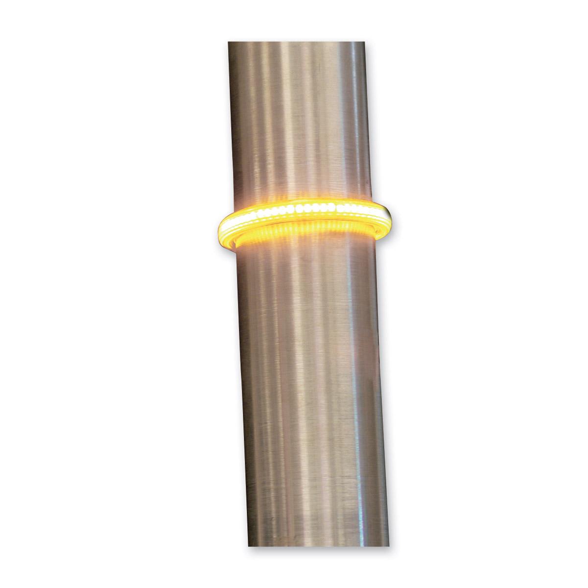 Custom Dynamics TruWRAPZ 360 Degree LED Fork Lights