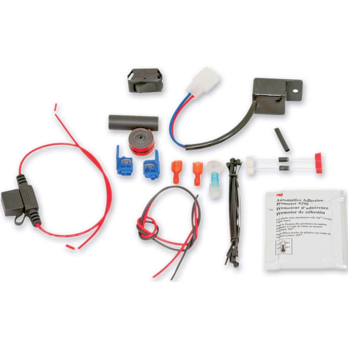 Custom Dynamics 4-Way Hazard Kit