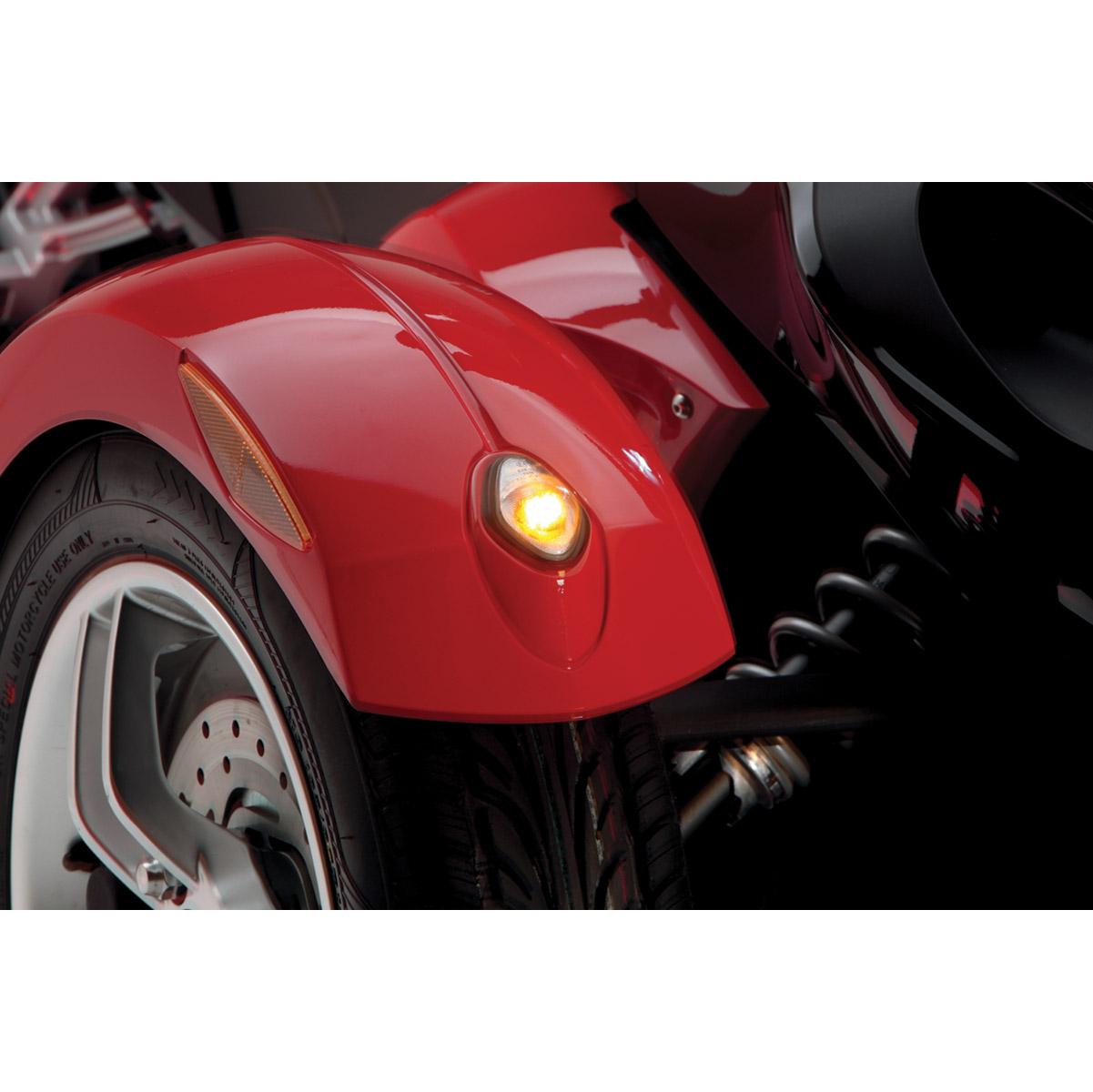 Custom Dynamics LED Front Fender Tips