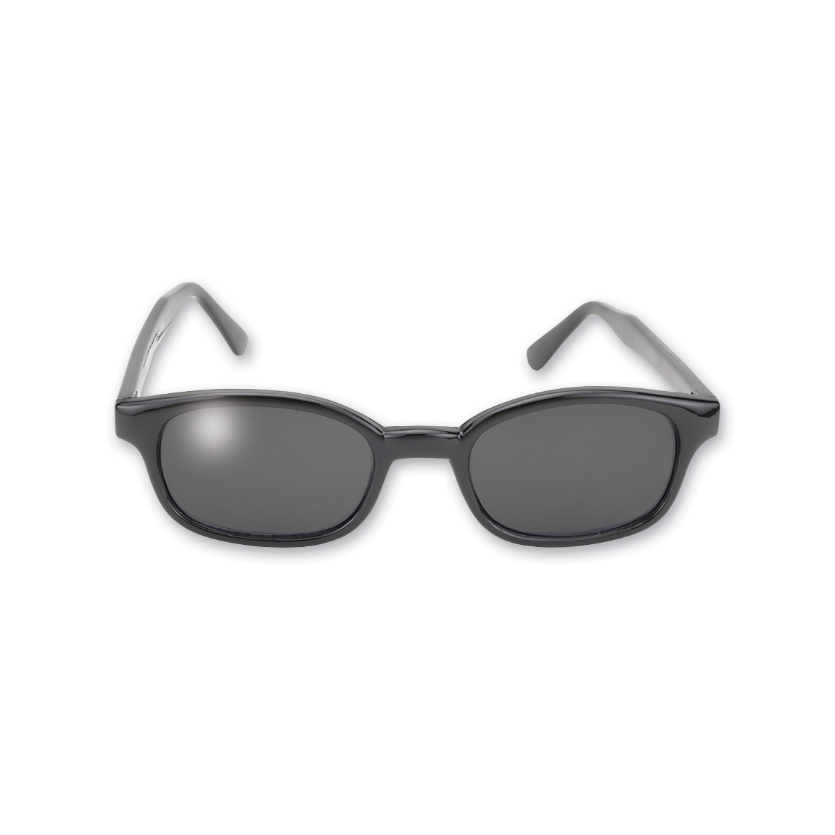 Original KD's Sunglasses-Black Frame with Smoke Lens