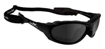 Wiley X XL-1 Advanced Matte Black Frame Changeable Sunglasses