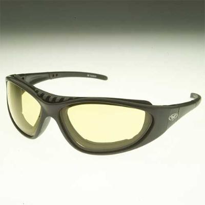Global Vision Eyewear Yellow Photochromic Sunglasses