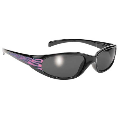 Biker Chix Heavenly Flames Sunglasses