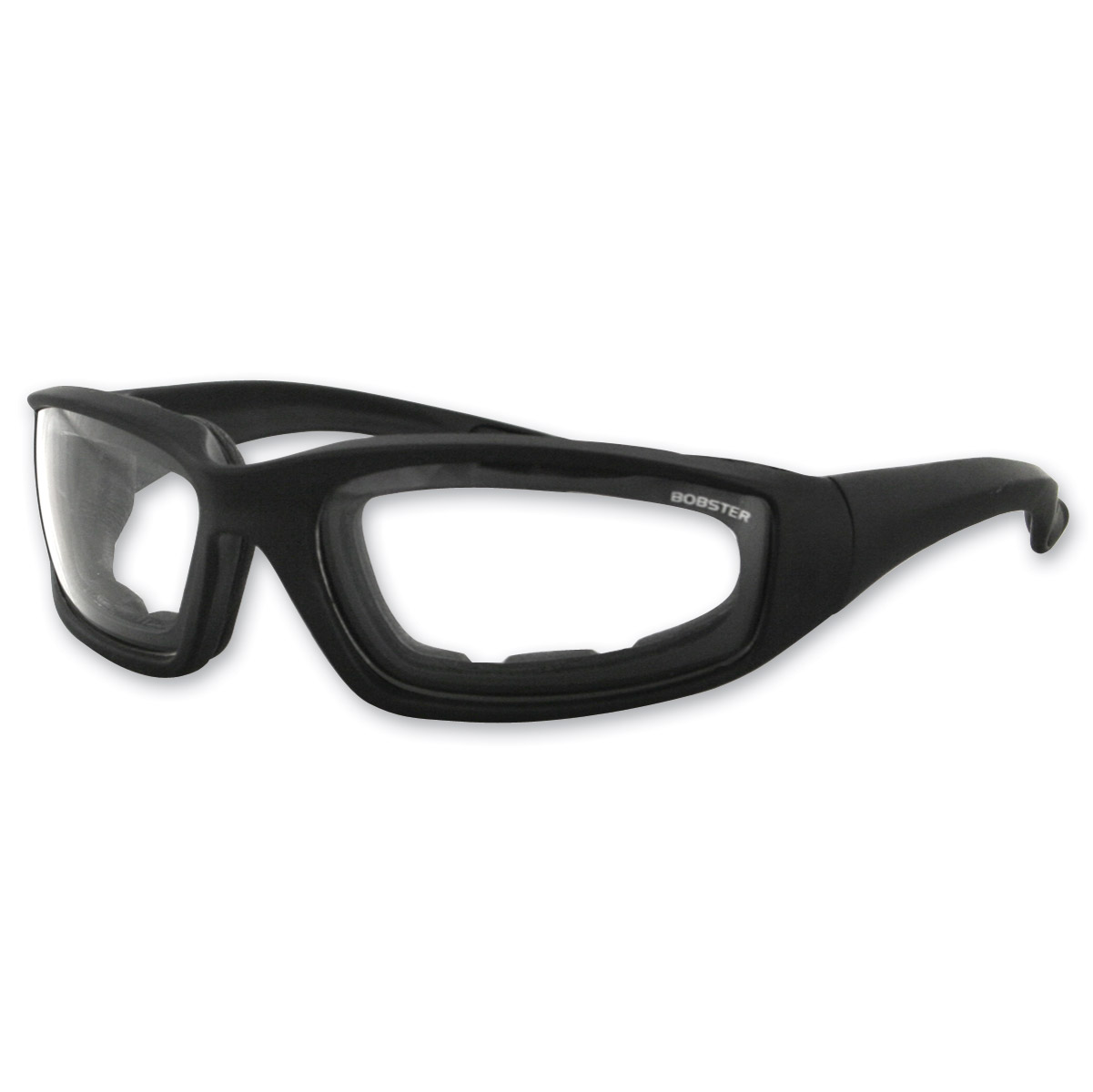 Bobster Foamerz II Clear Sunglasses