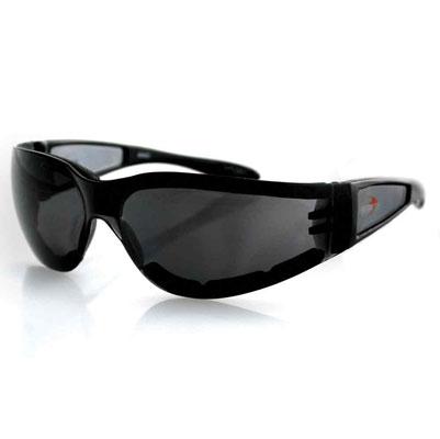 Bobster Shield II Smoke Gray Sunglasses