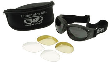 Global Vision Eyewear Eliminator Goggles