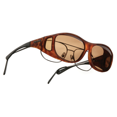 Cocoons Slim Line Medium Tortoise Frame Sunglasses