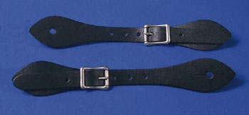 Eagle Leather Spur Straps