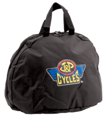 J&P Cycles® Helmet Bag with Logo