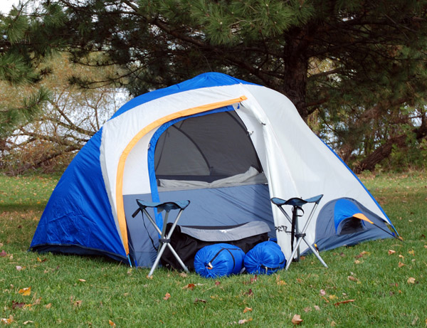 Napier Sportz X-Treme PAC 2—person Camping Set
