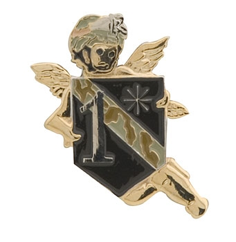 Gunz Military Asterisk Pin