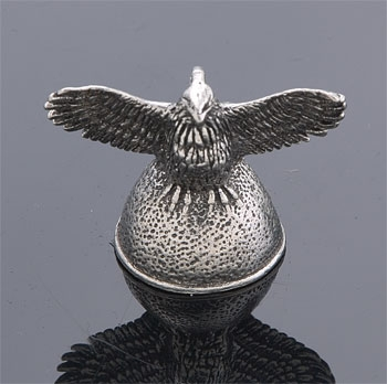Eagle Guardian Bell