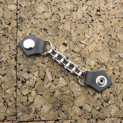 Eagle Leather Motorcycle Chain Vest Extender