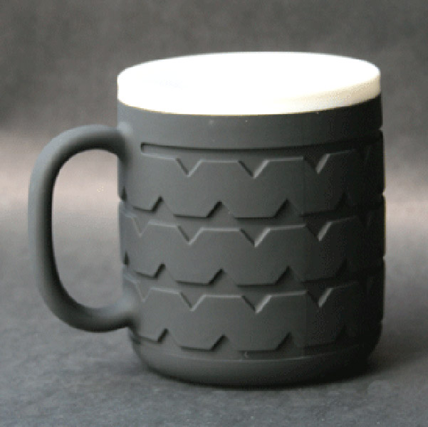Whitewall Tire Cup