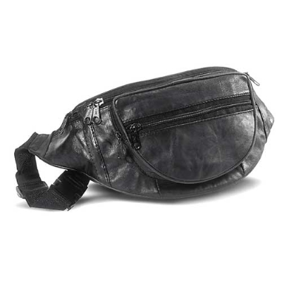 Carroll Leather Leather Waist Pouch