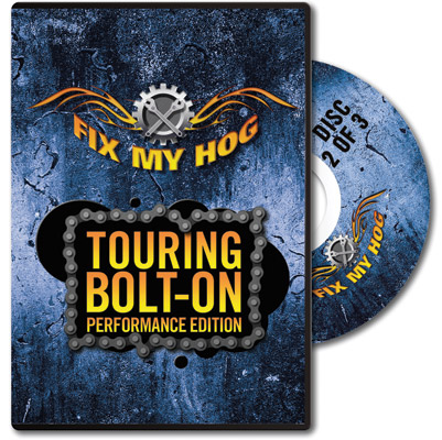 Fix My Hog Touring Bolt-On Performance Edition