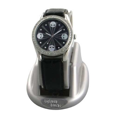 Ram Instrument Mini Skulls Highway Honey's Watch
