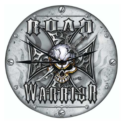 Road Warrior Wall Clocks