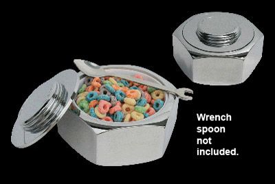 Wrenchware, Inc. Bolt Bowl
