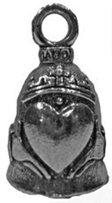 Claddagh Guardian Bell