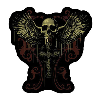 Flying Skull Patch