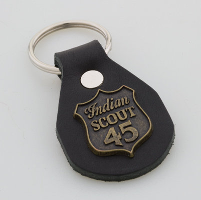 Motorcycle Scout 45 Key Fob