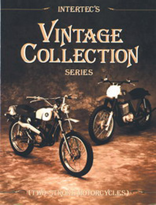 Clymer Vintage Two-Stroke Motorcycle Manual