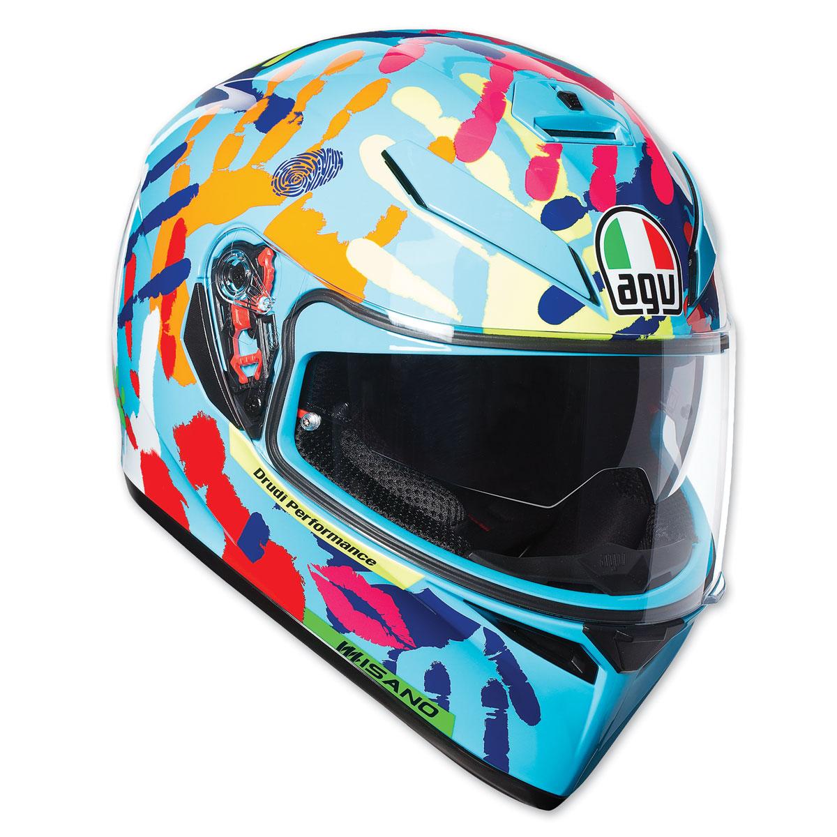 AGV K-3 SV Misano 2014 Full Face Helmet