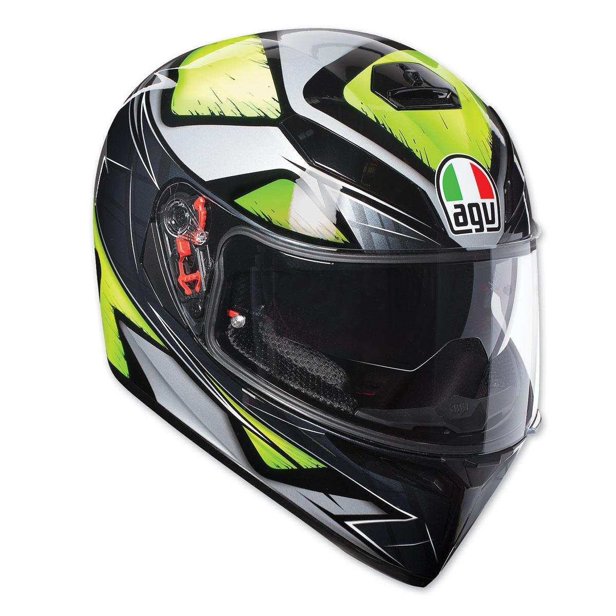 AGV K-3 SV Liquefy Full Face Helmet