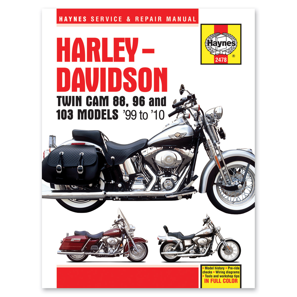 Haynes Twin Cam Manual 160 019 Jp Cycles 103 Harley Wiring Diagram 2014