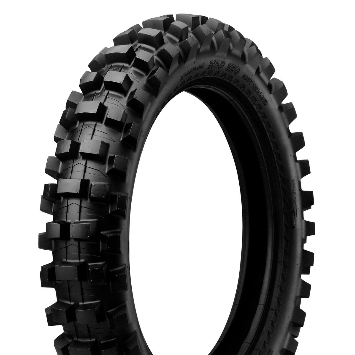 IRC M5B Evo 120/80-18 Rear Tire