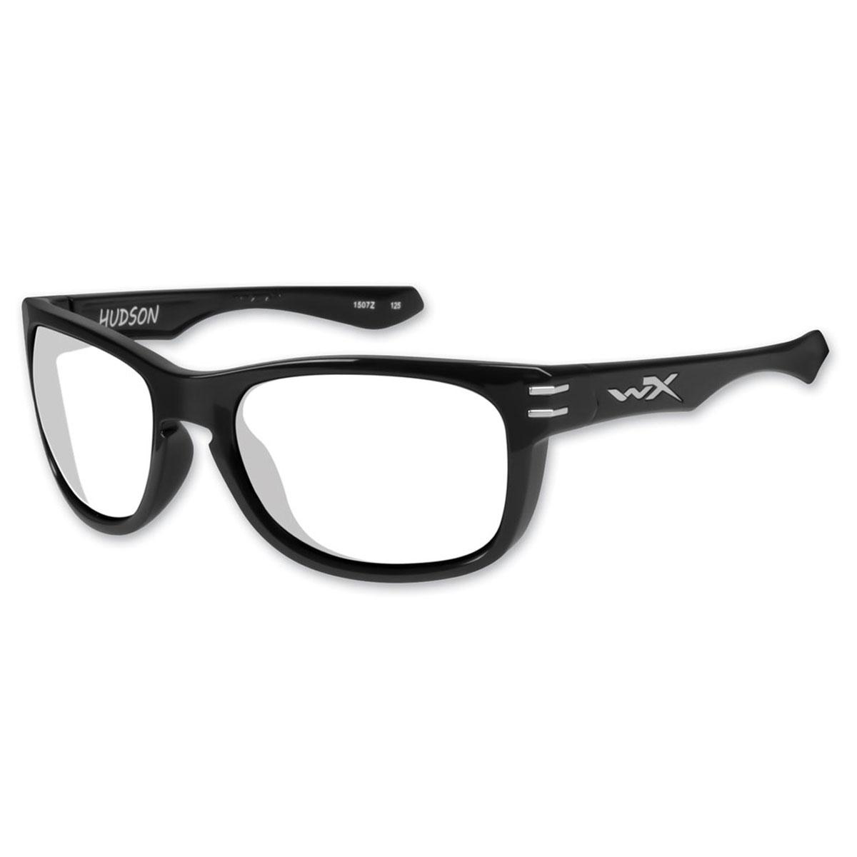 Wiley X Hudson Gloss Black Frame