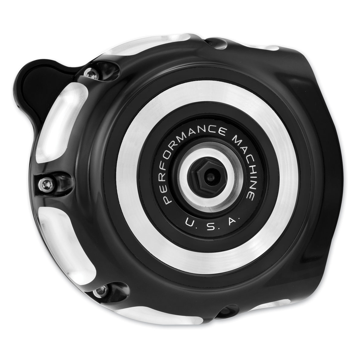 Performance Machine Vintage Air Cleaner Contrast Cut