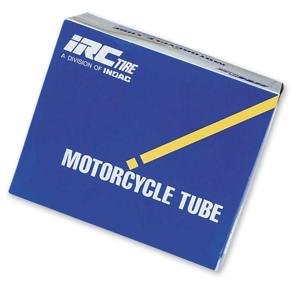 IRC 2.75/2.50-19 Standard TR-4 Straight Metal Stem Tube