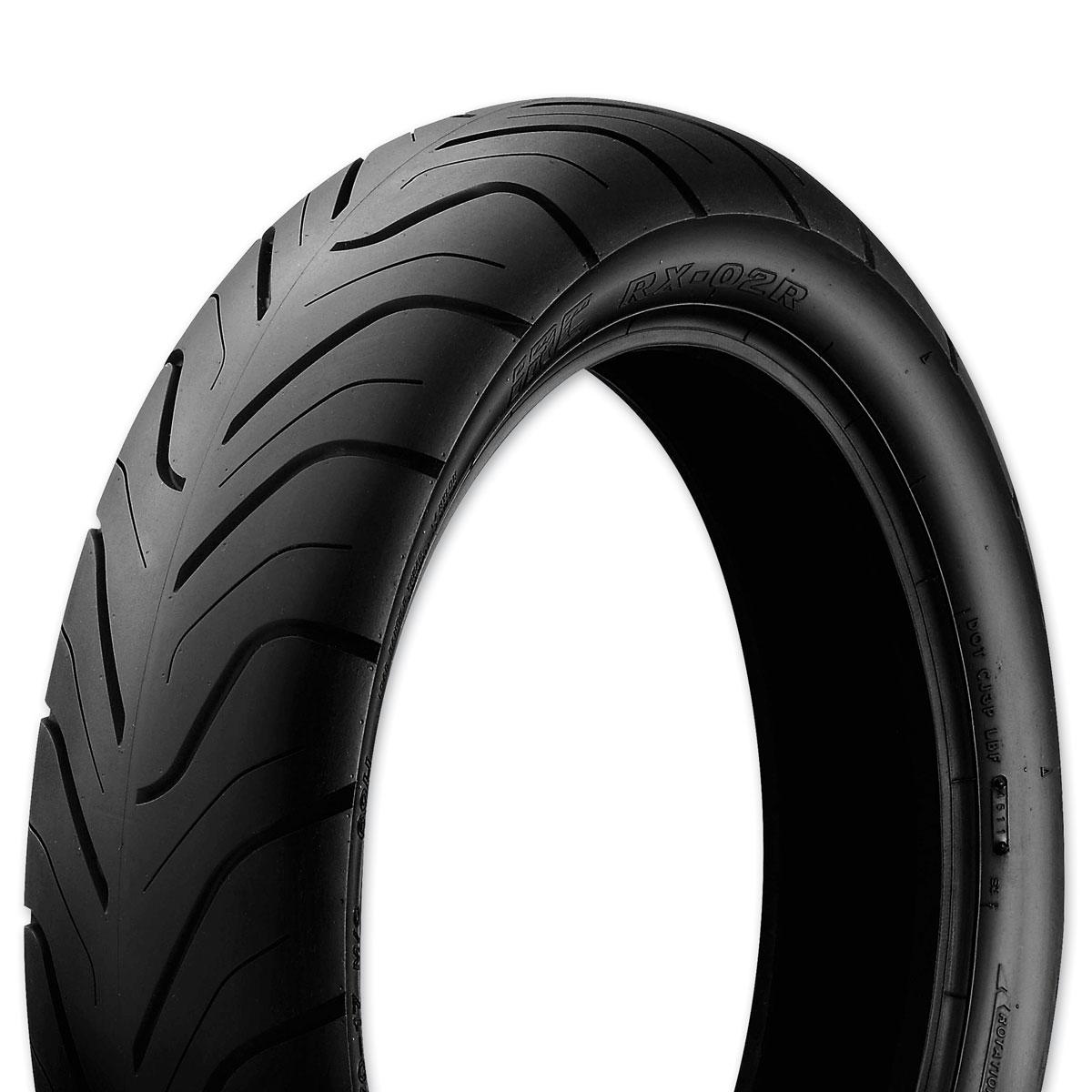 IRC RX-02 120/80-17 Rear Tire