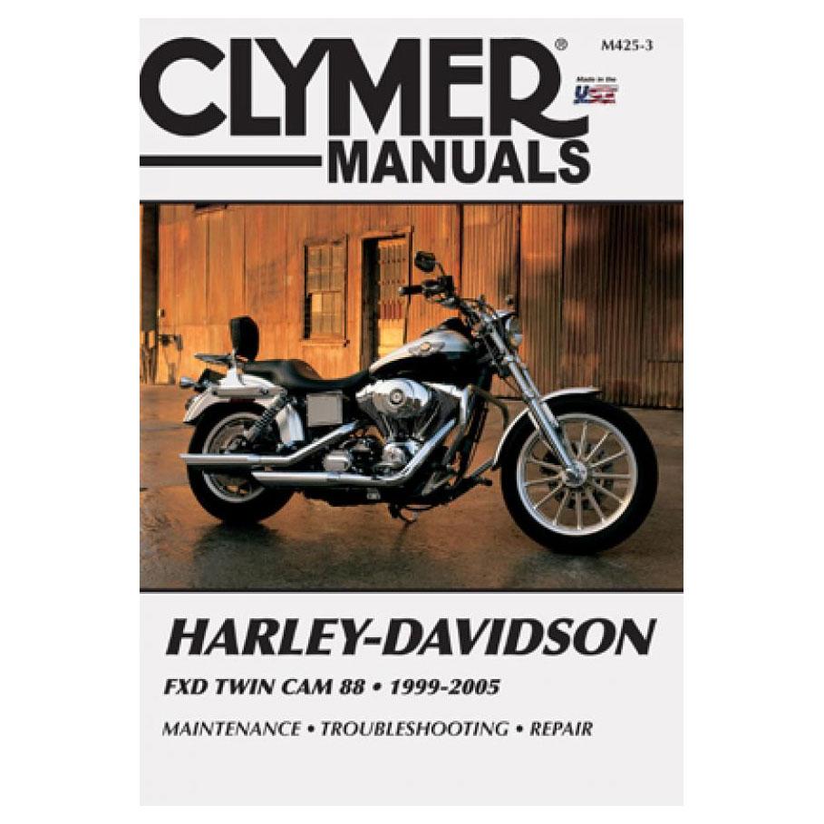 Clymer Dyna Glide Repair Manual
