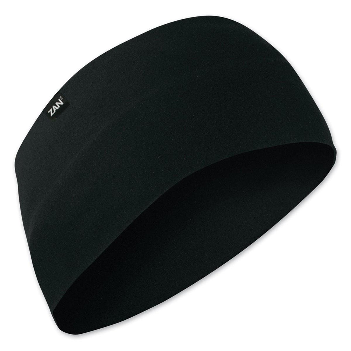 ZAN headgear SportFlex Series Black Headband