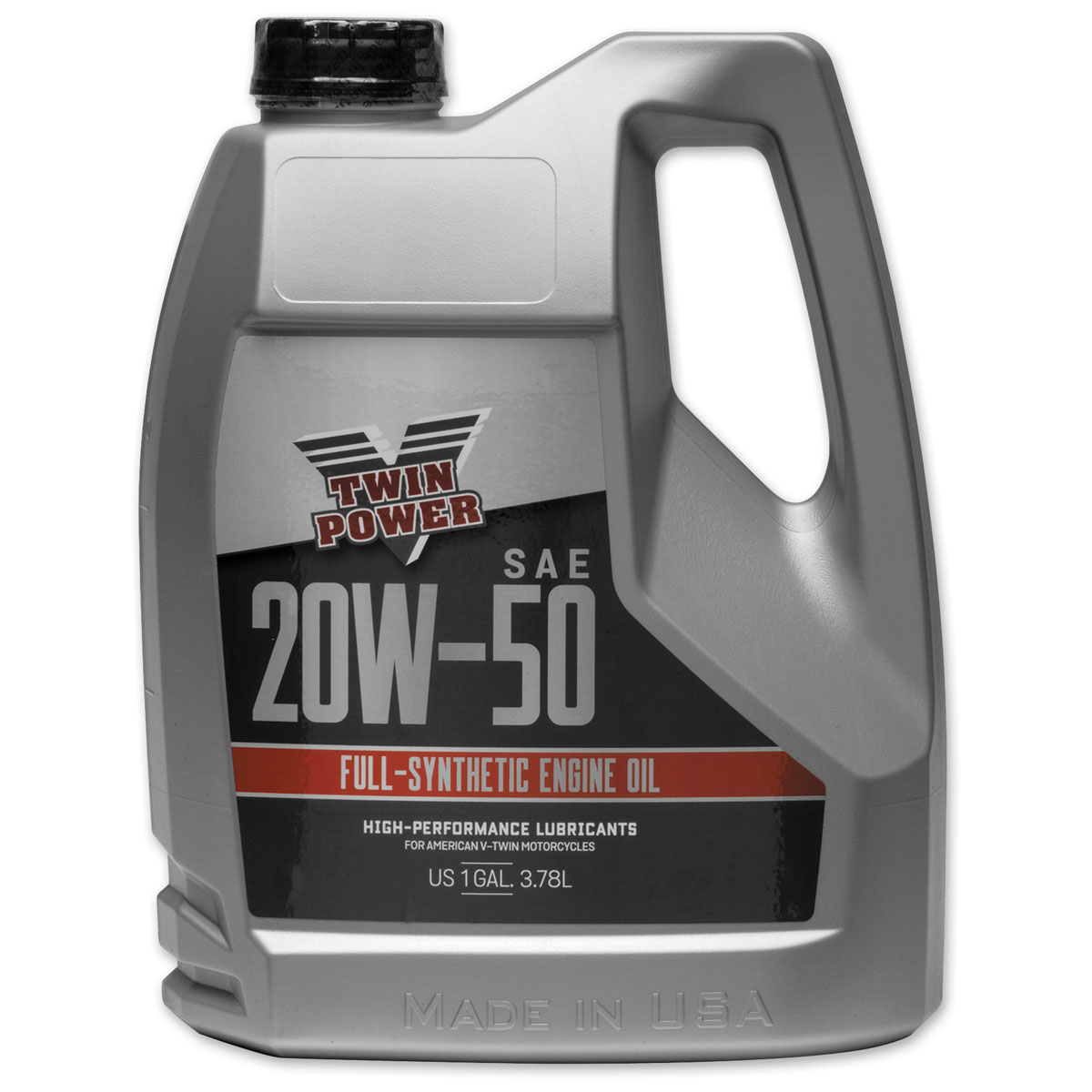 Twin Power Synthetic 20W50 Engine Oil Gallon