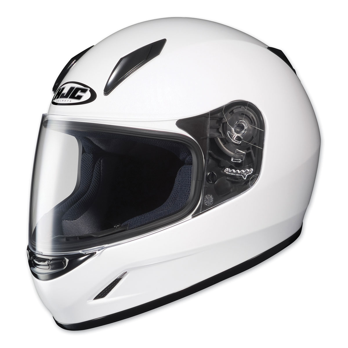 HJC CL-Y Youth White Full Face Helmet