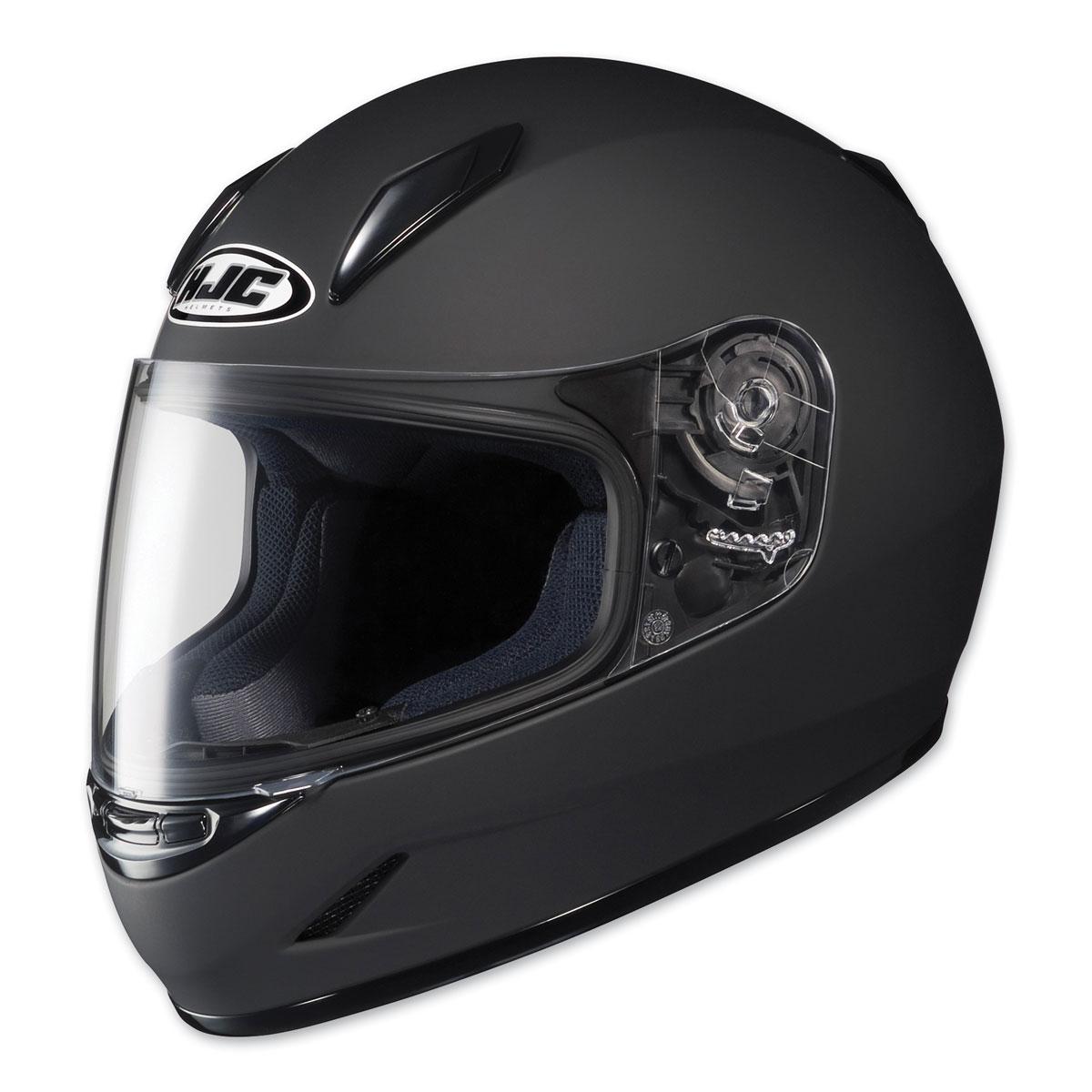 HJC CL-Y Youth Matte Black Full Face Helmet