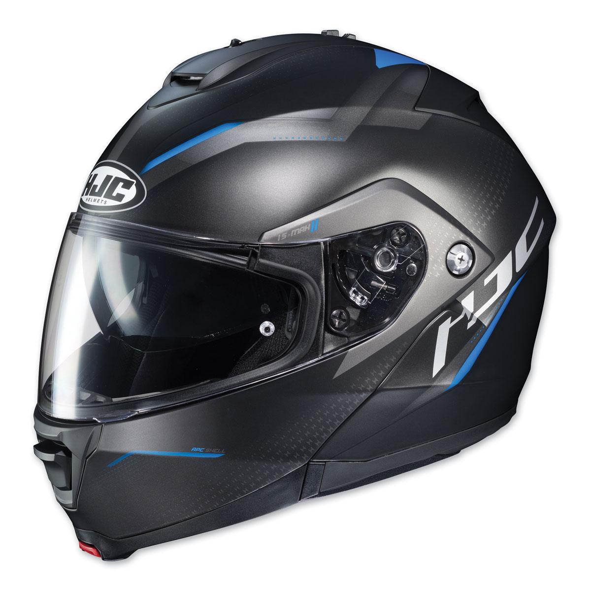 HJC IS-MAX II Dova Blue/Black Modular Helmet