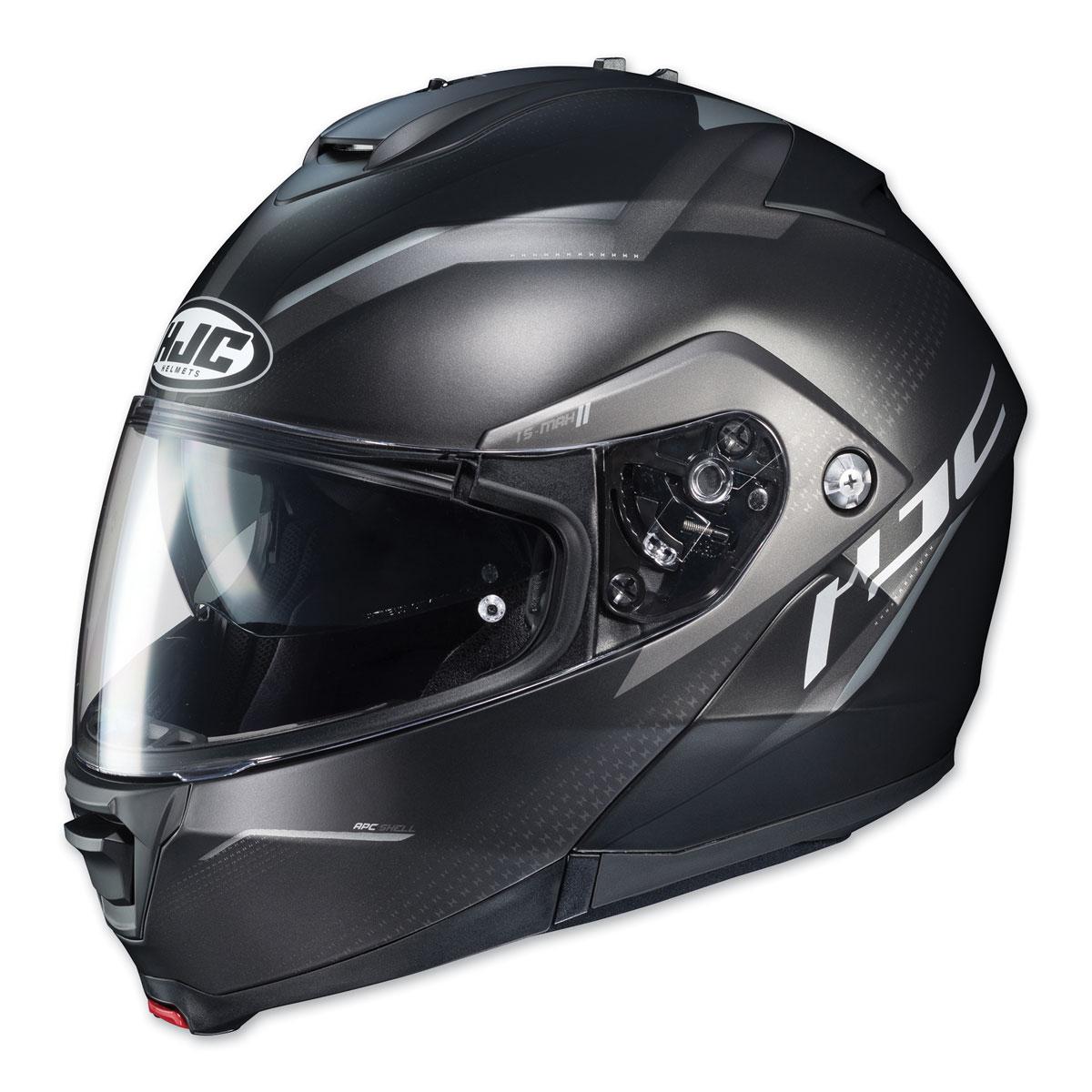 HJC IS-MAX II Dova Black/Gray Modular Helmet