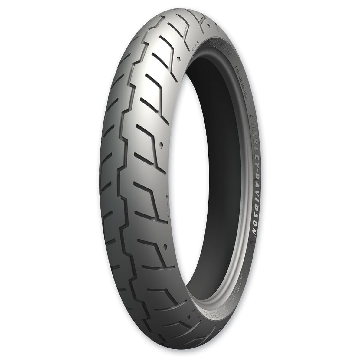Michelin Scorcher 21 120/70R17 Front Tire