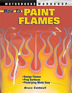 Motorbooks Workshop How To Paint Flames