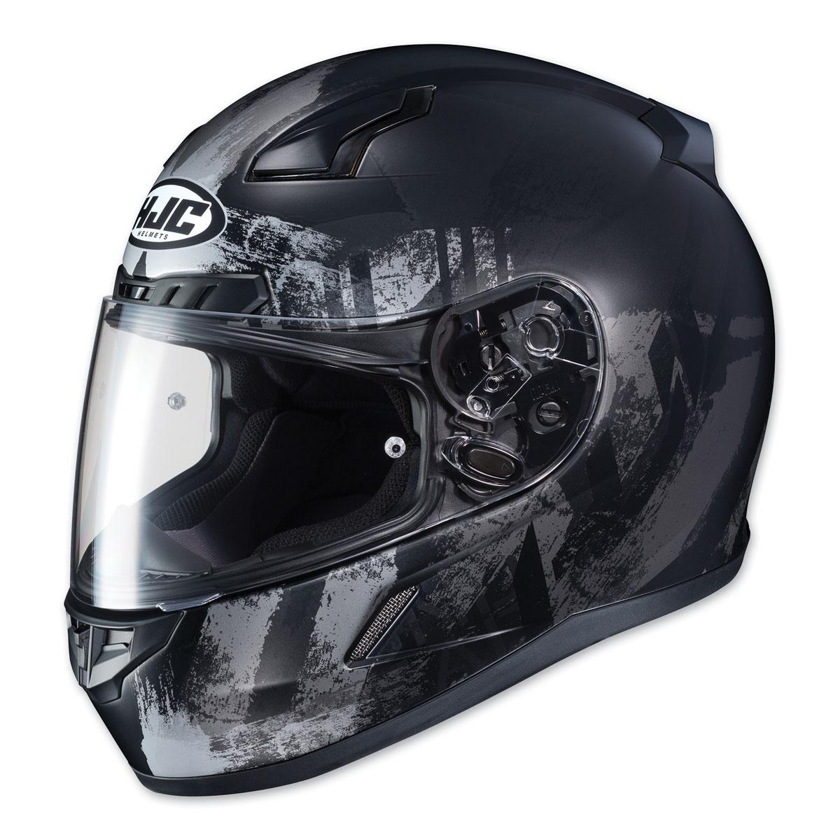 HJC CL-17 Arica Black/Gray Full Face Helmet