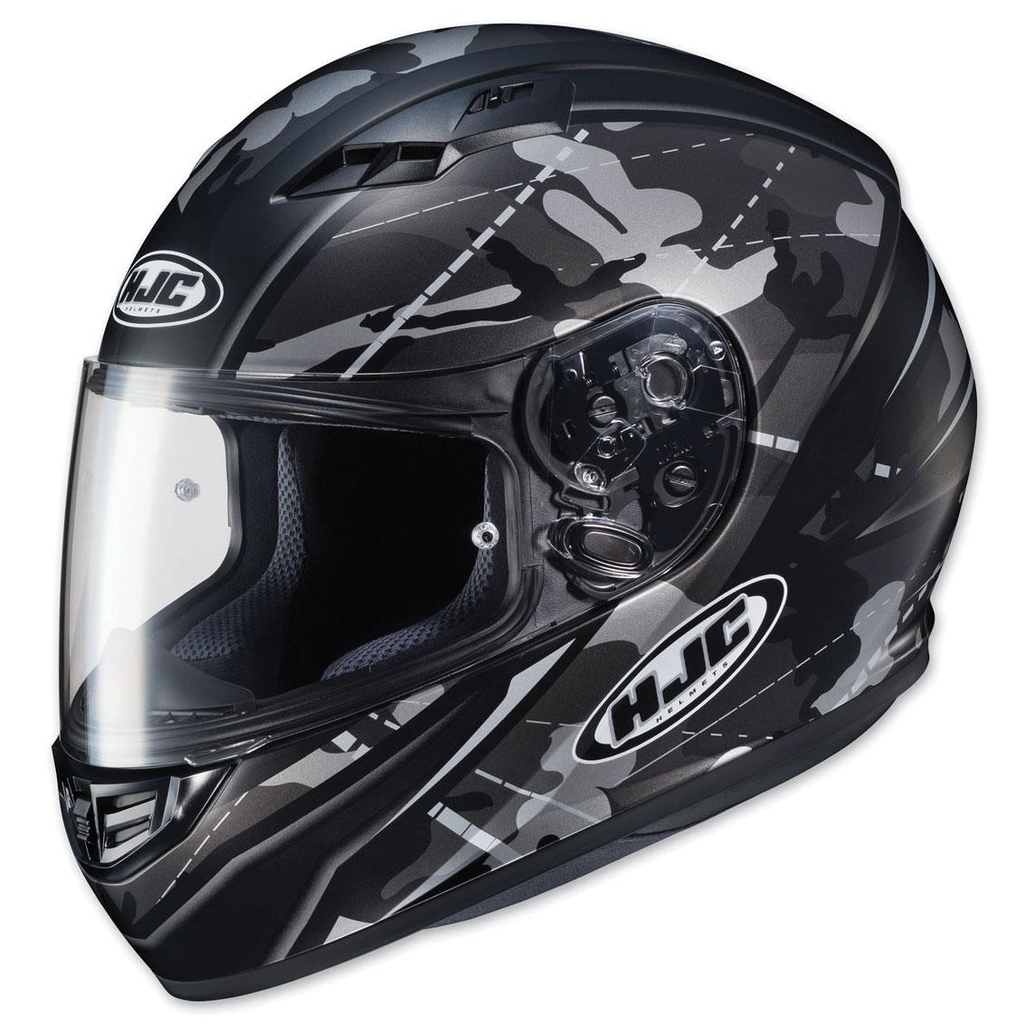 HJC CS-R3 Songtan Black Camo Full Face Helmet